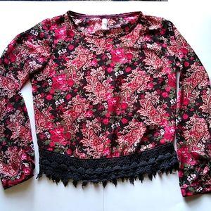 ✅ Xhilaration blouse SP